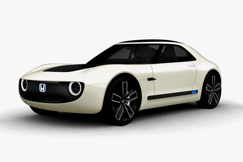 45th Tokyo Motor Show – Honda Sports EV Concept
