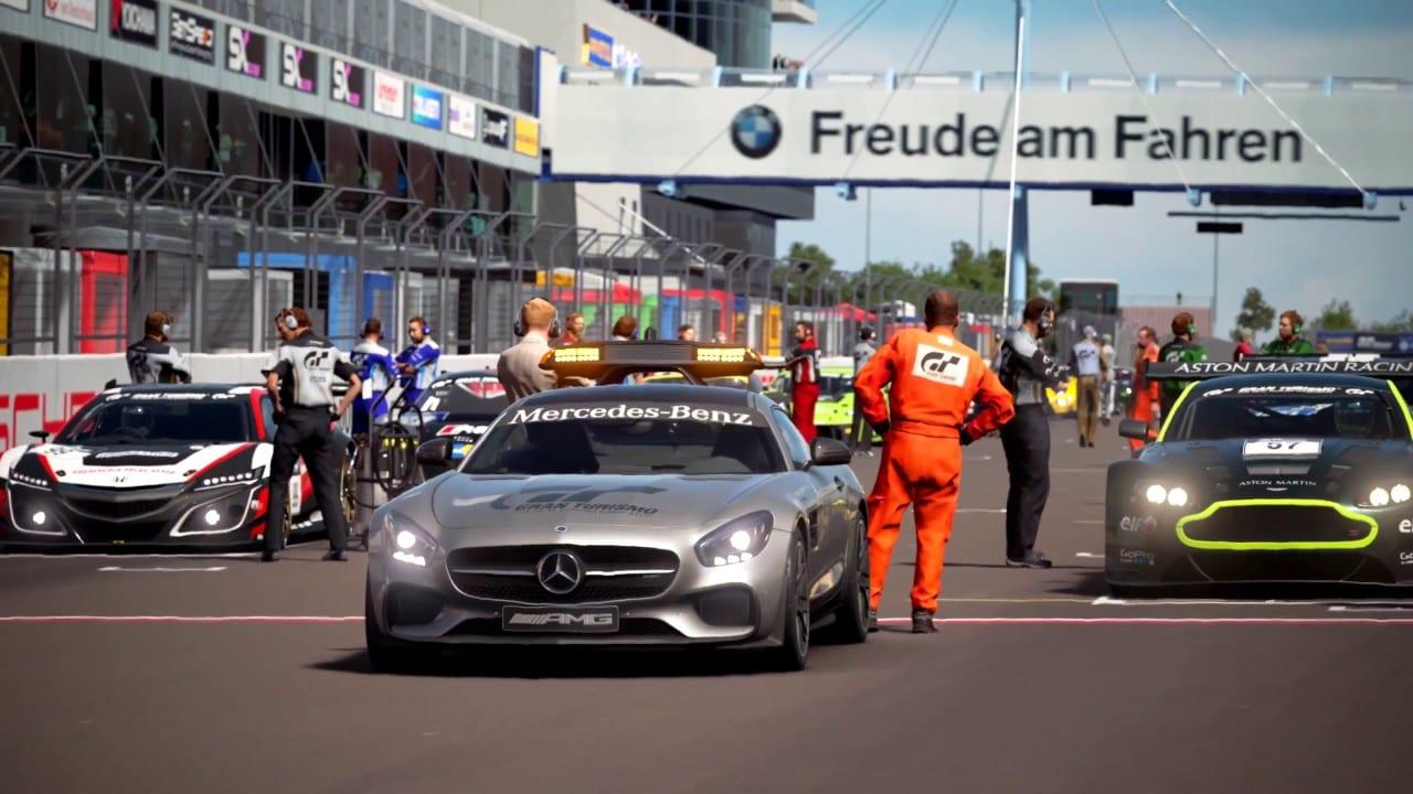 Gran Turismo Sport – Opening Cinematic Trailer