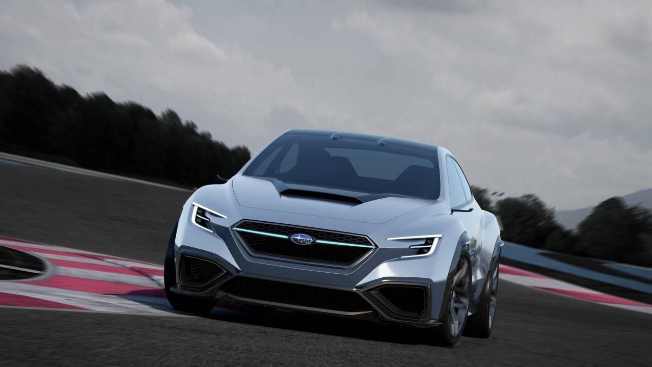 45th Tokyo Motor Show – Subaru Viziv Performance Concept