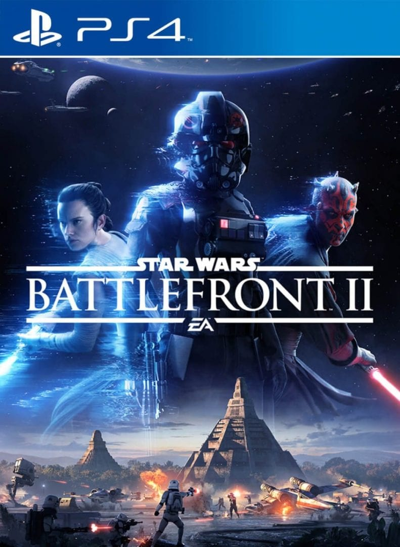Star Wars Battlefront II PS4 – Launch Trailer