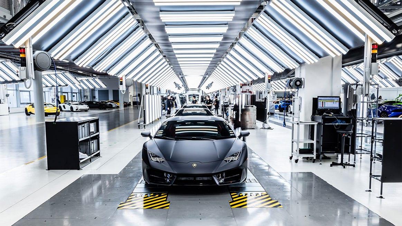 Manifattura Lamborghini 4.0