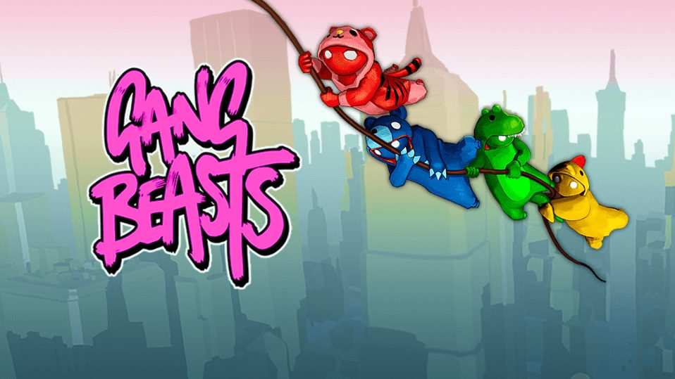 Gang Beasts PS4 – Gameplay Trailer