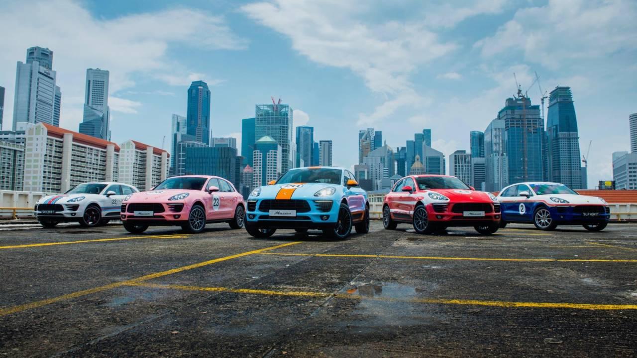 Special Collection Porsche Macans