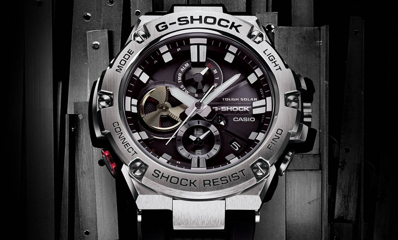 G-Shock G-Steel Watch Collection
