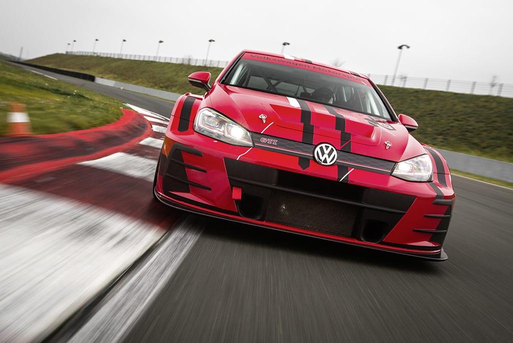 Volkswagen GTI TCR Racing