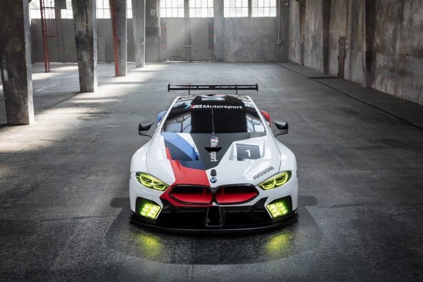 BMW M8 GTE by BMW Motorsport