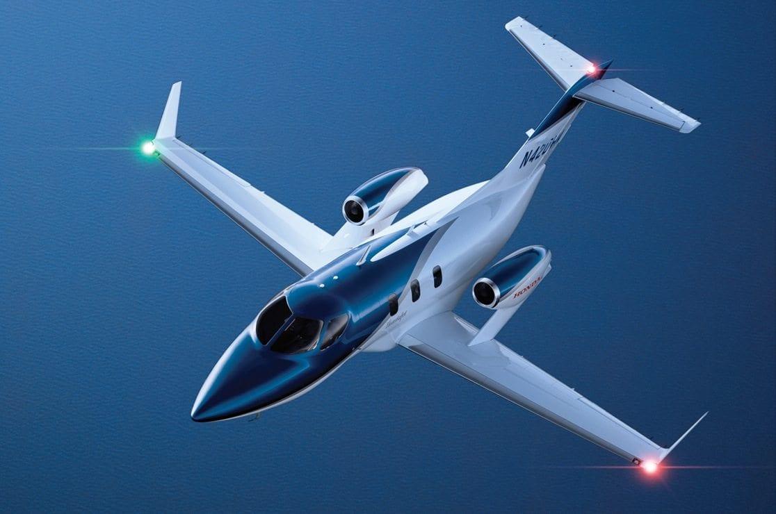 HondaJet private jet review – British GQ