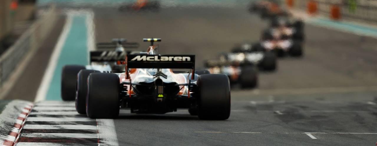 McLaren 2018 F1 Car Launch