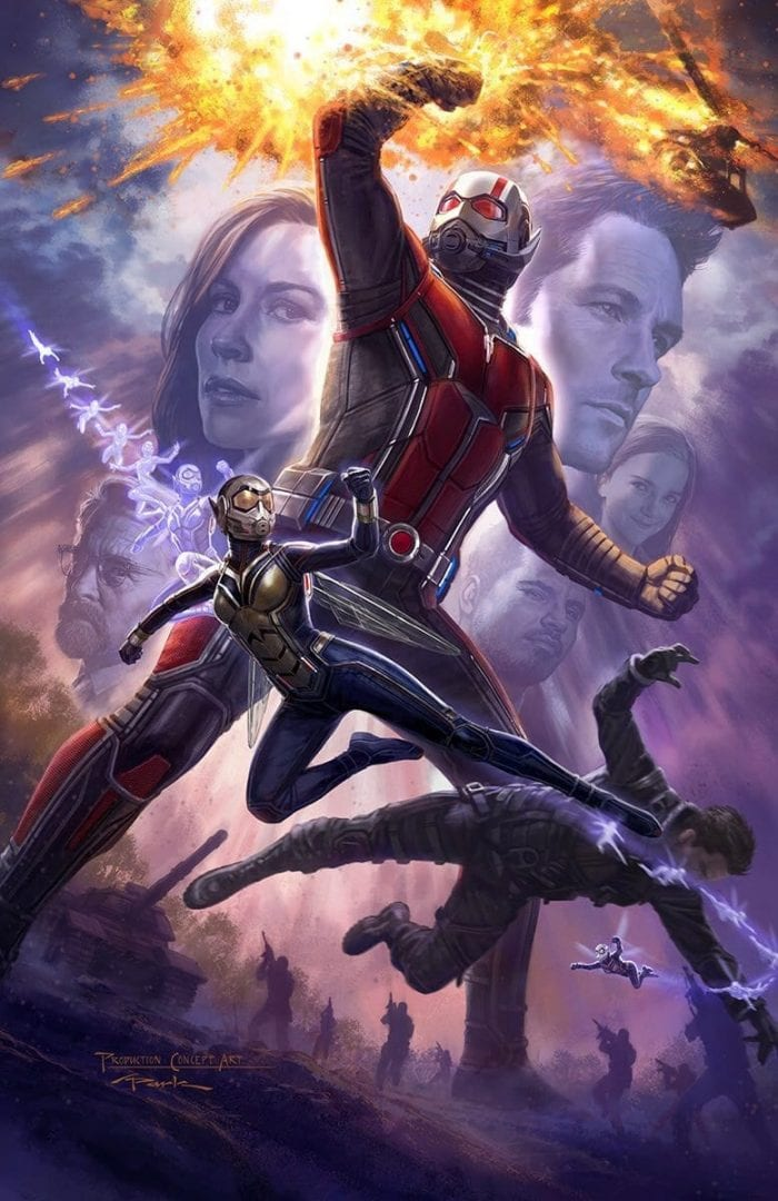 Ant-Man and the Wasp – Trailer #1