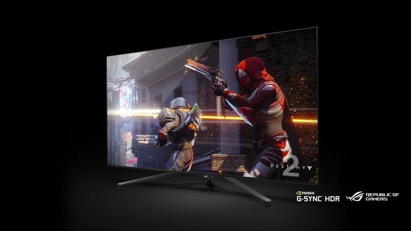 Έκθεση CES 2018 – 65′ 4K HDR Gaming 120Hz G-Sync Οθόνες