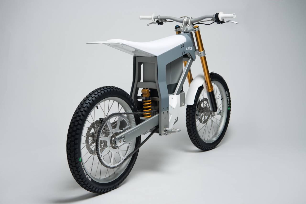 Cake All-electric Dirt Bike