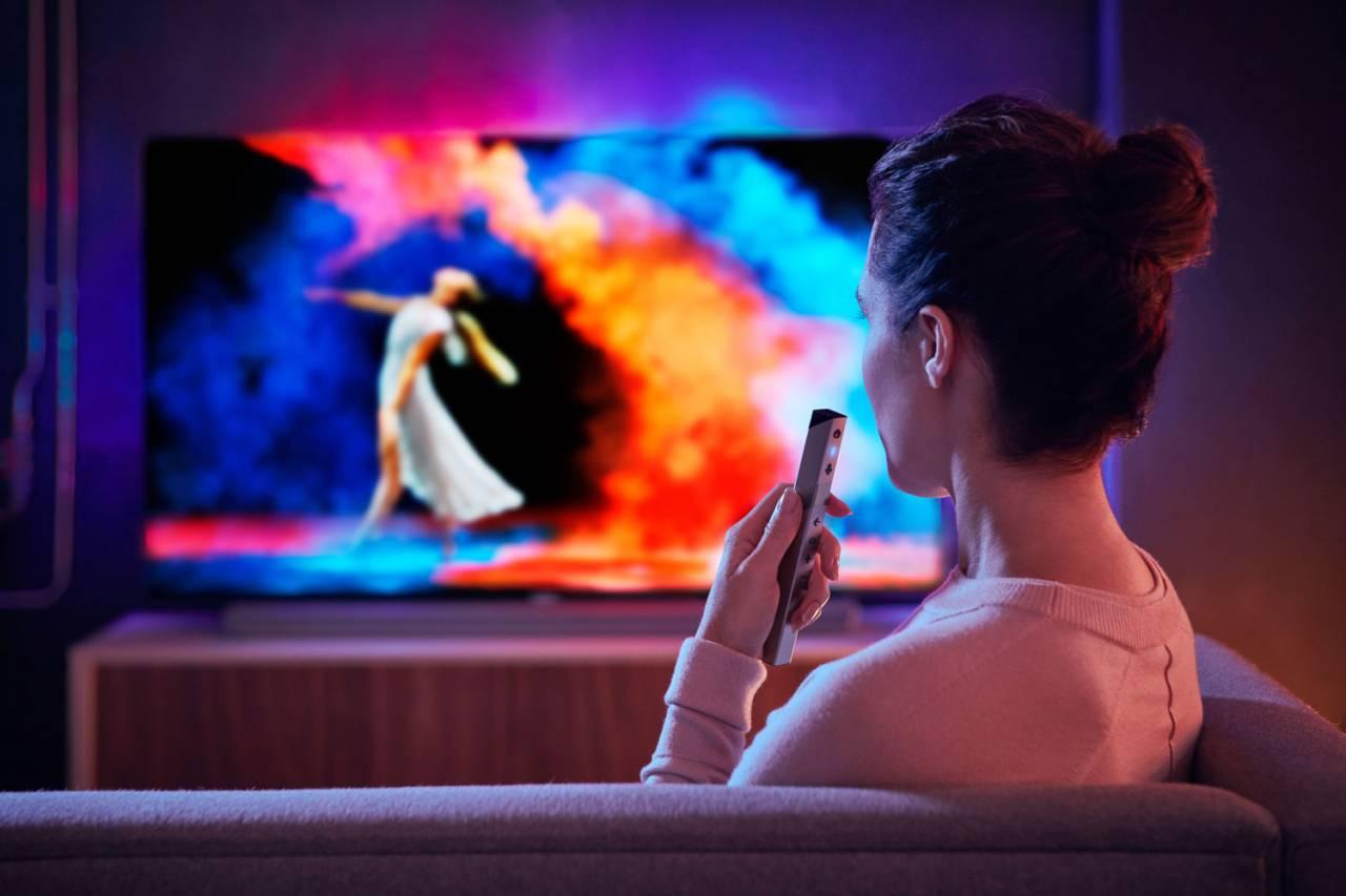 Philips OLED TV 2018