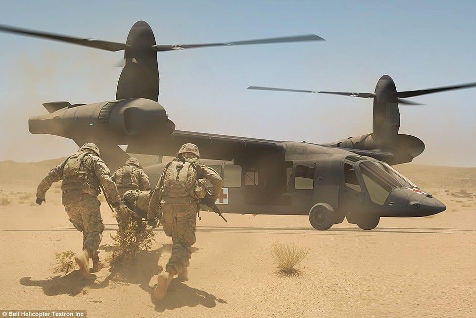 Bell V-280 Valor Army Test