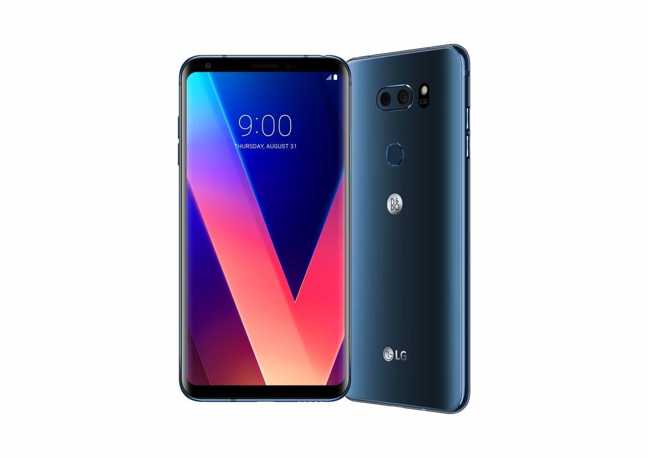 Το νέο LG  V30 με ΑΙ κάμερα