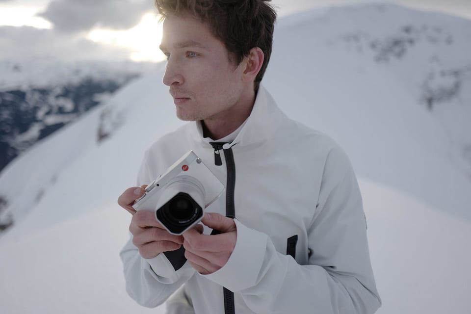 Leica Q Snow Edition
