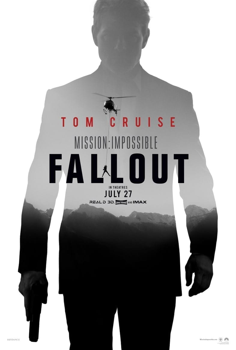 Mission: Impossible Fallout – Trailer Teaser