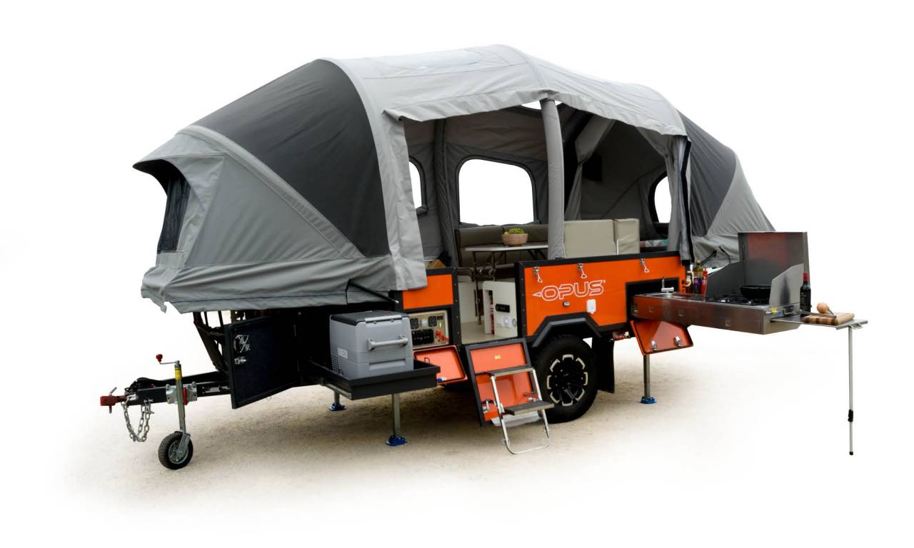 Air Opus Pop-Up Camper