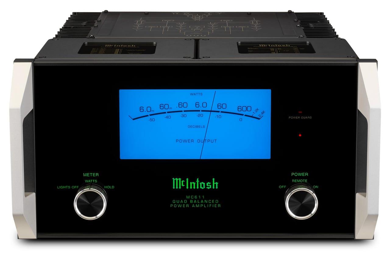 McIntosh MC611 Amplifier
