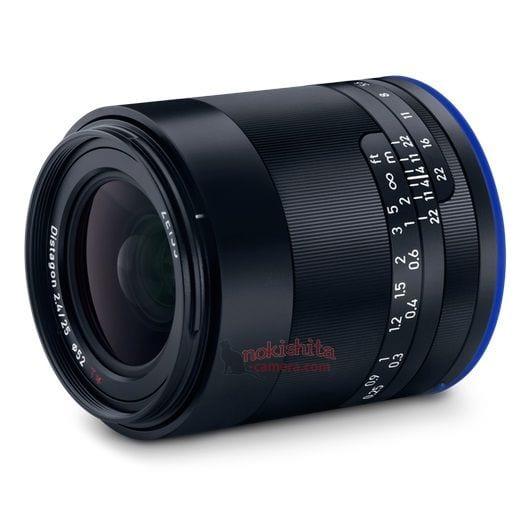 Ο νέος Zeiss Loxia 25mm f/2.4
