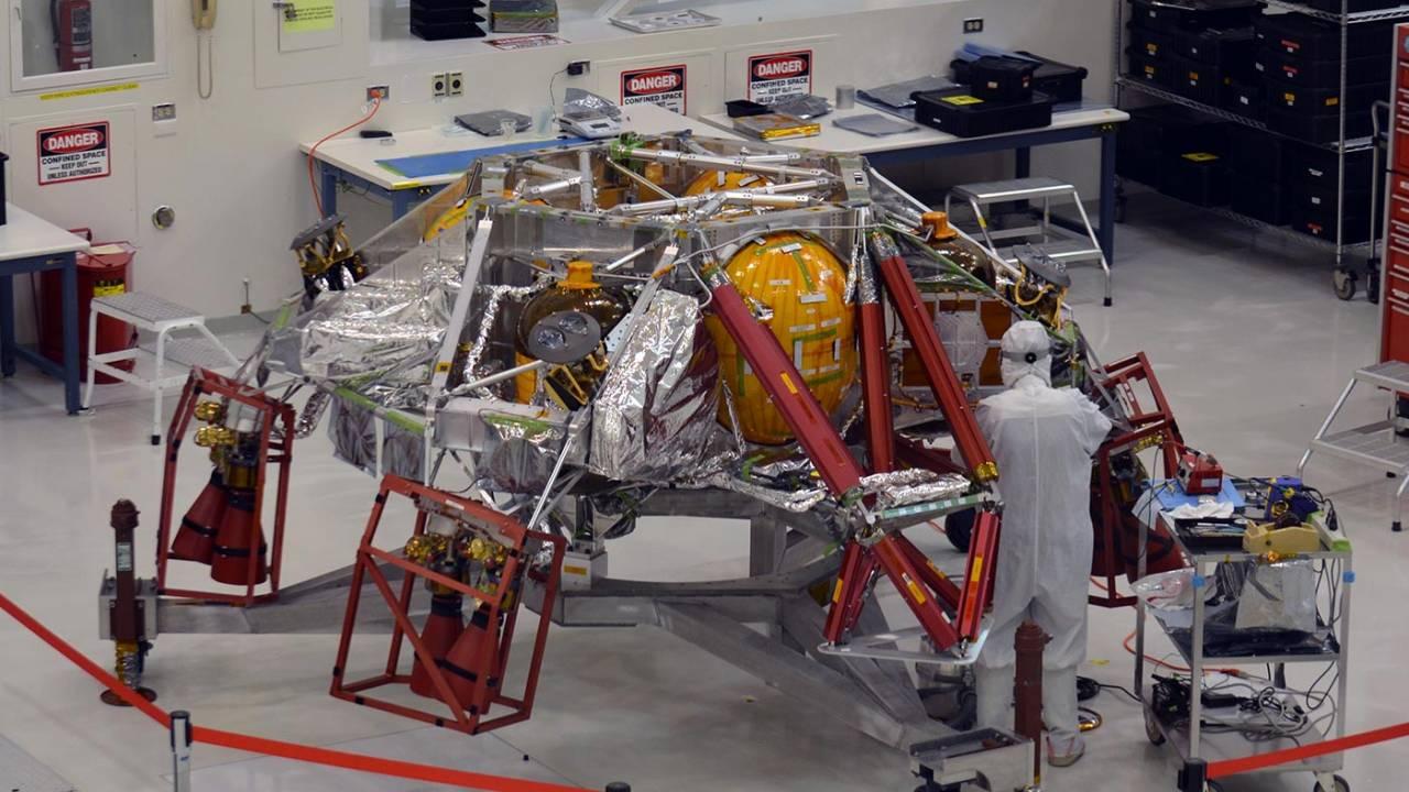 Εκκίνηση για την αποστολή Mars 2020