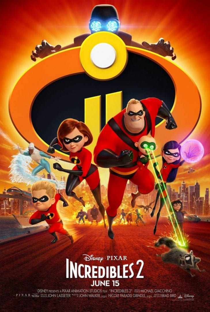 Incredibles 2 – Official Trailer