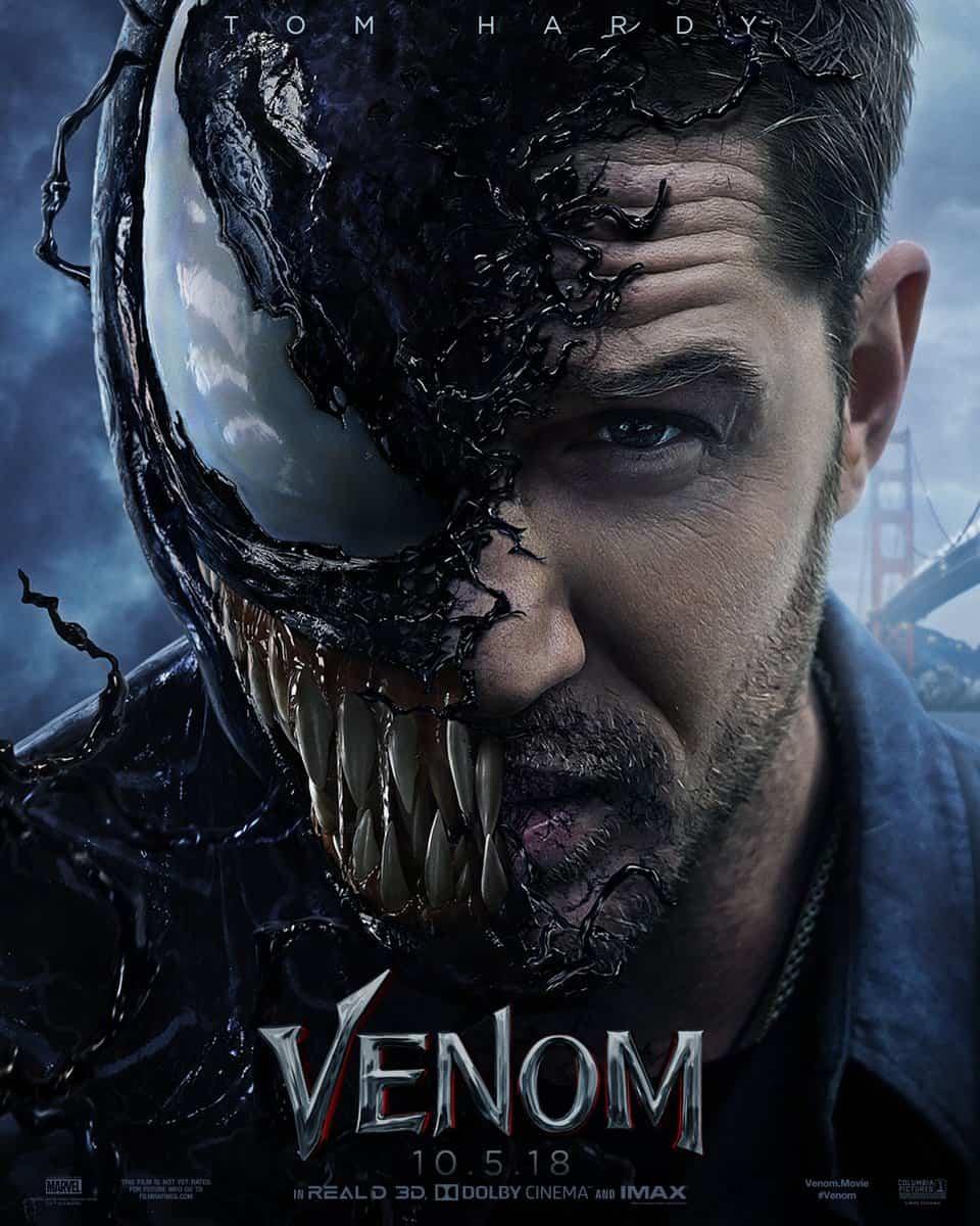 Venom – Official Trailer