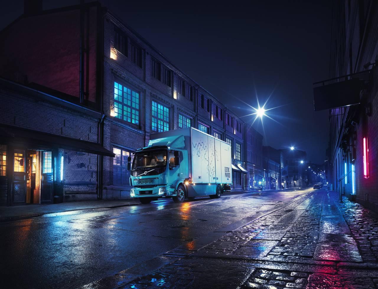 Volvo FL Electric