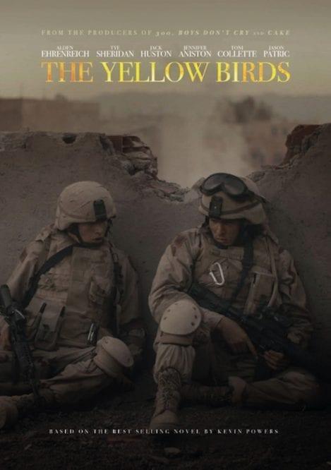 The Yellow Birds – Trailer #1