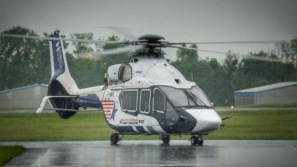 Airbus H160 – Το ελικόπτερο που 'σώζει' πιλότους