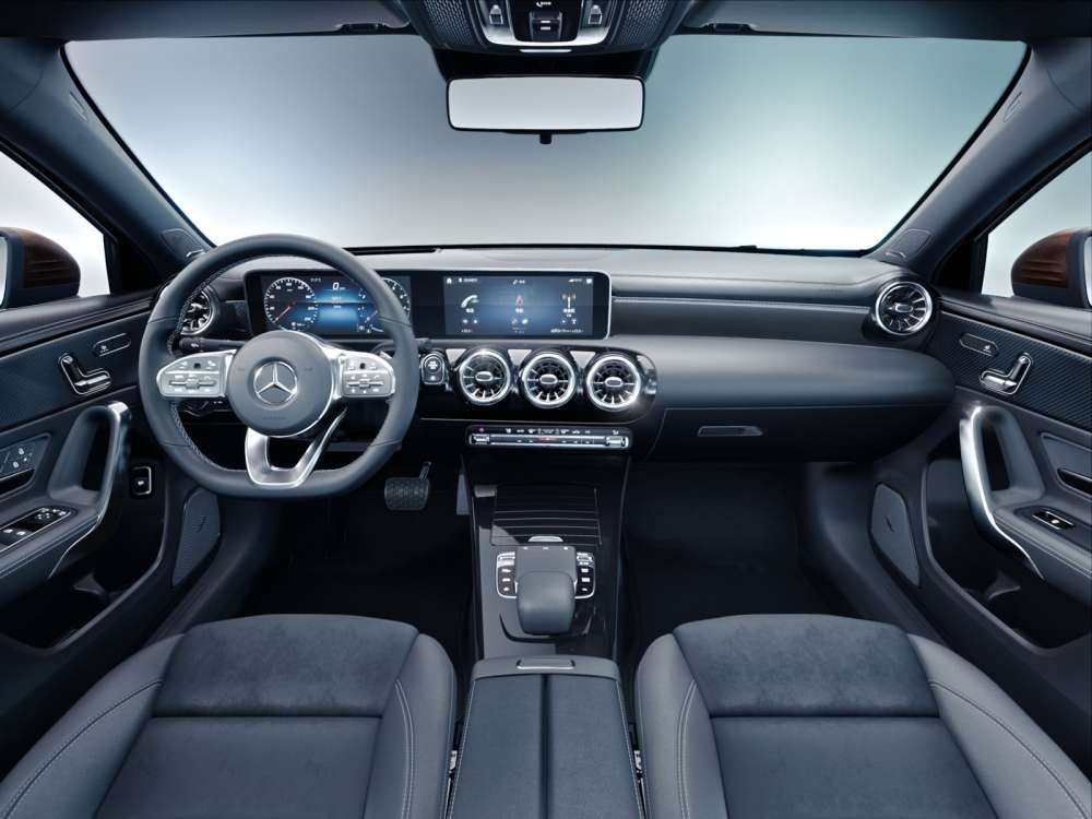 2018 A-Class L Sedan