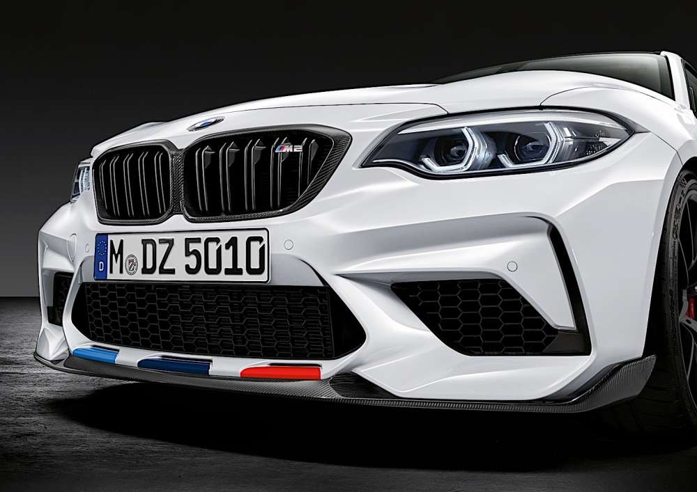 M2 Competition + M Performance