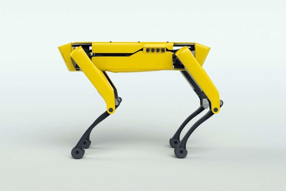 Στην αγορά τα Boston Dynamics SpotMini Robot Dogs