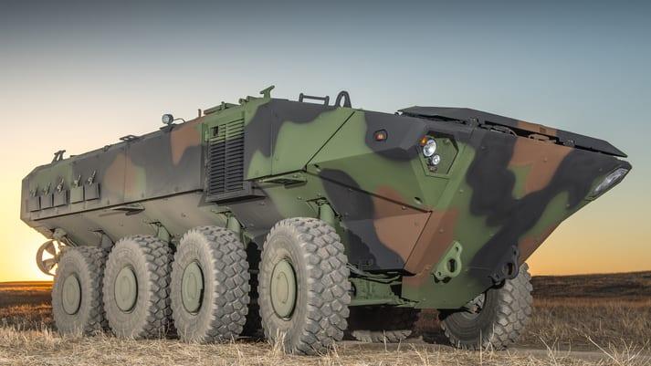Next-Generation Amphibious Combat Vehicles (ACV)