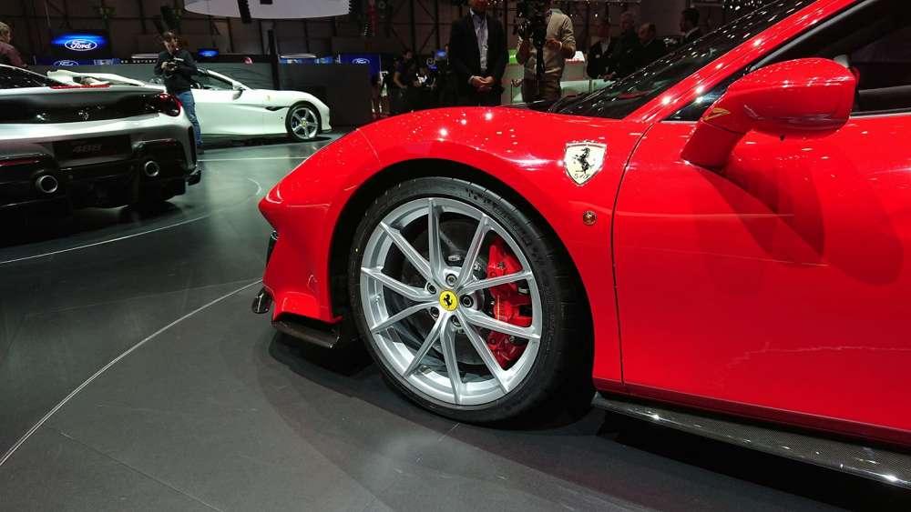 Ferrari 2018 Engine of the Year