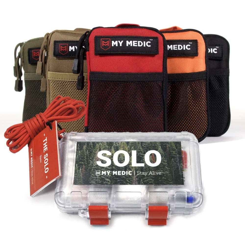 MyMedic Solo First Aid Kit