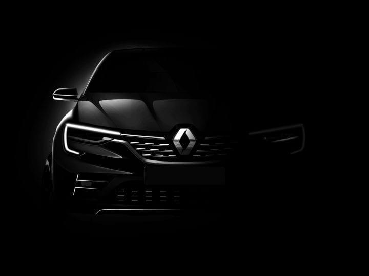 Νέο Renault Crossover