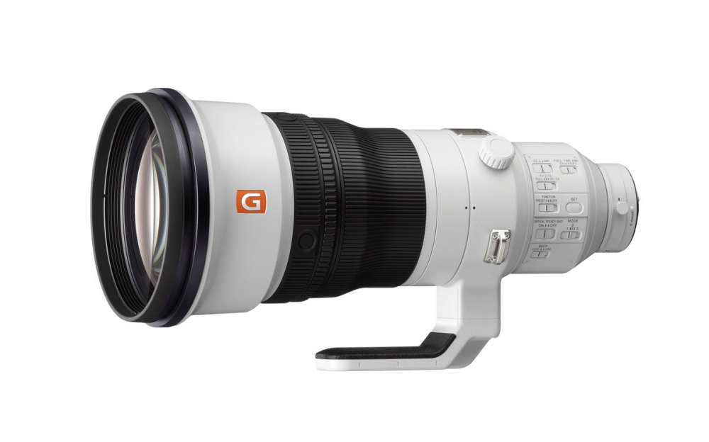 SEL400F28GM – Ο νέος Sony FE 400mm f/2.8 GM OSS