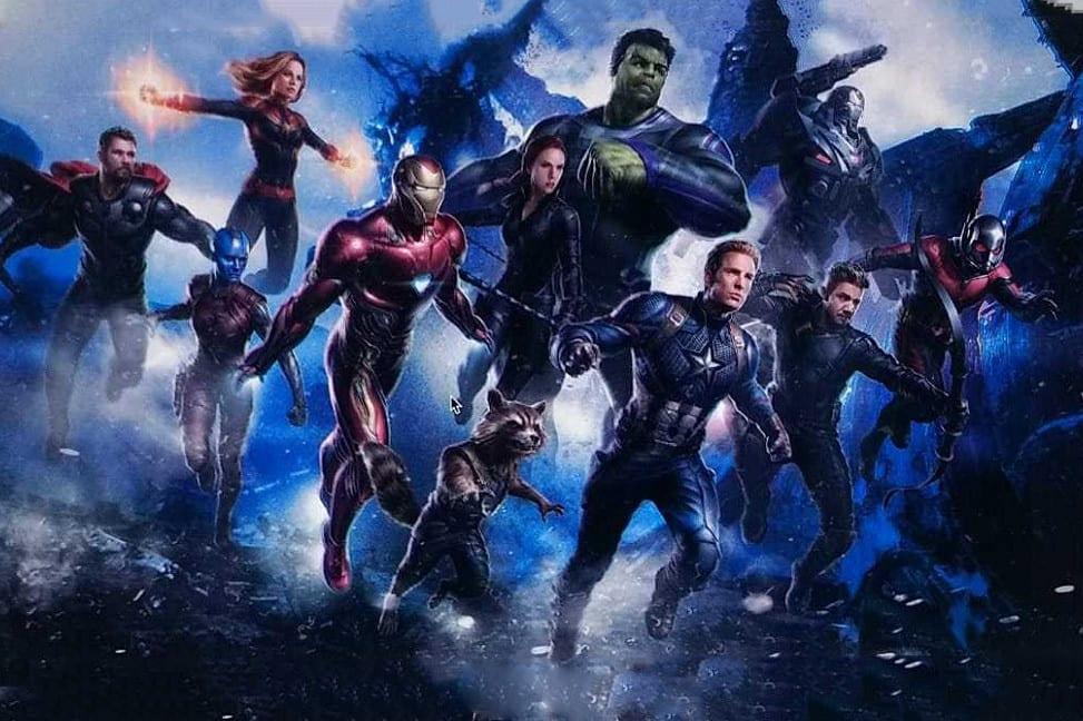 'Avengers 4' Art Concept
