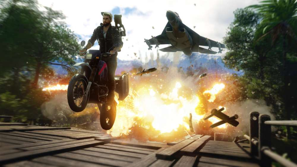 E3 2018 – Just Cause 4 Official Trailer