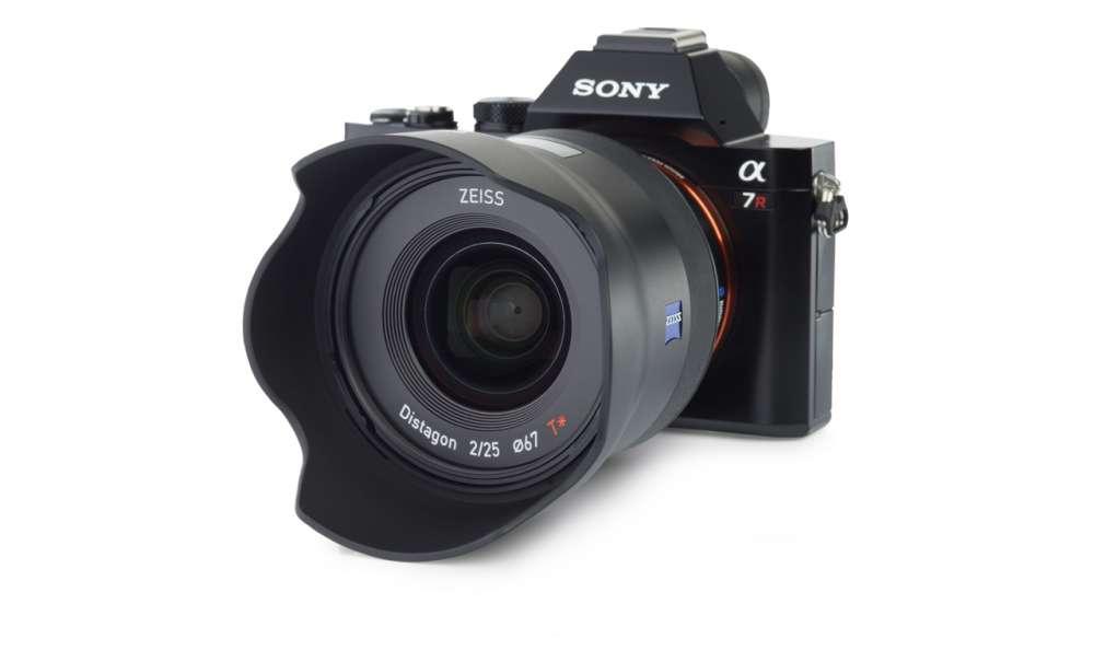 Ο νέος Zeiss Batis 40mm f/2 CF FE