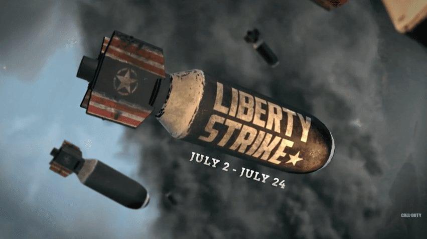 "Call of Duty: WWII – ""Liberty Strike"""