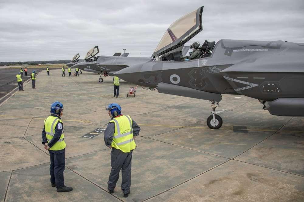 RAF100 Centennial Flypast