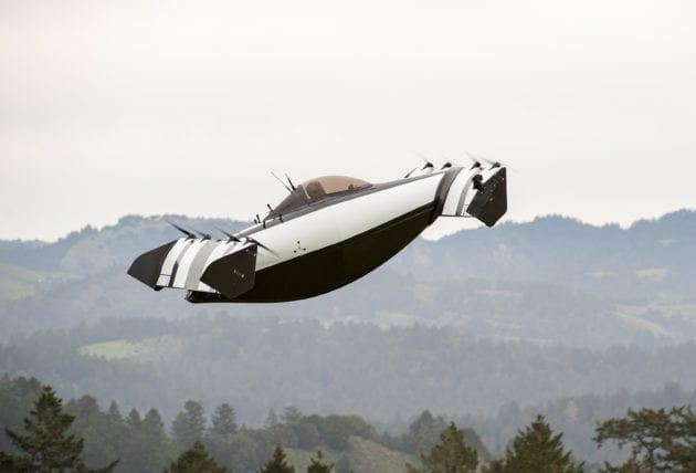 BlackFly Ιπτάμενο Αυτοκίνητο