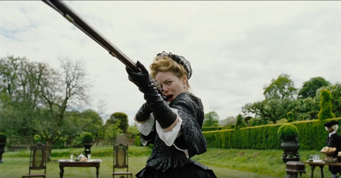 The Favourite – Teaser Trailer #1