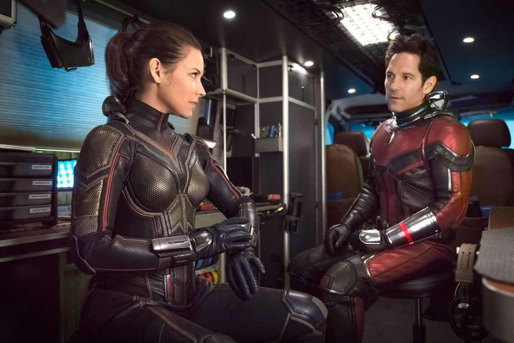 'Ant-Man and the Wasp' στο Number 1
