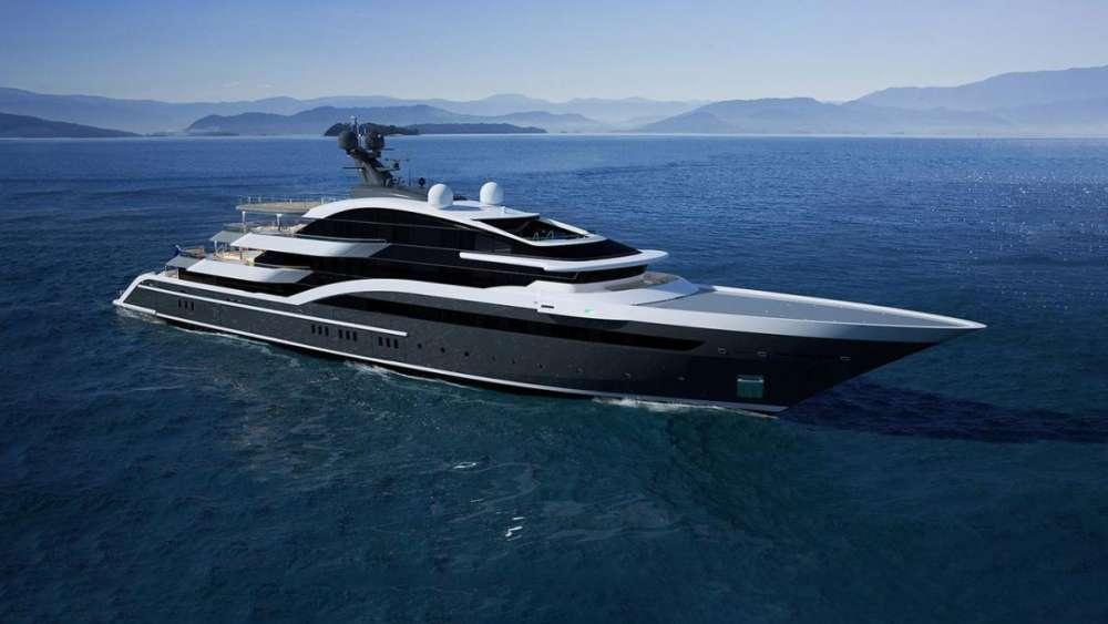 Oceanco Y717 'Project Shark