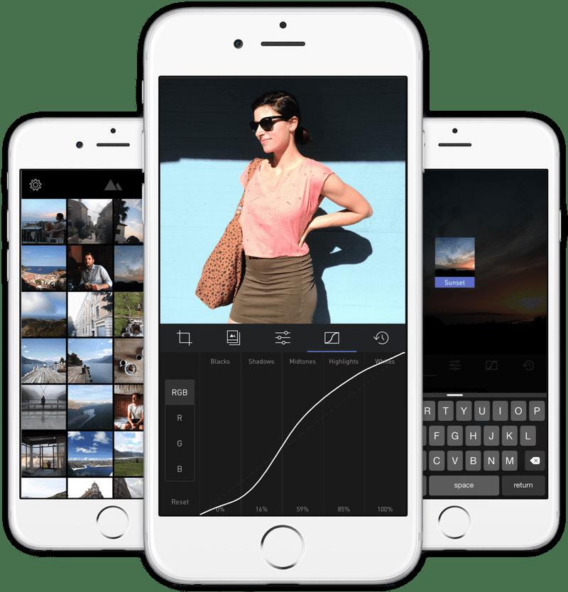 Οι καλύτερες photo-editing apps για Android και iOS