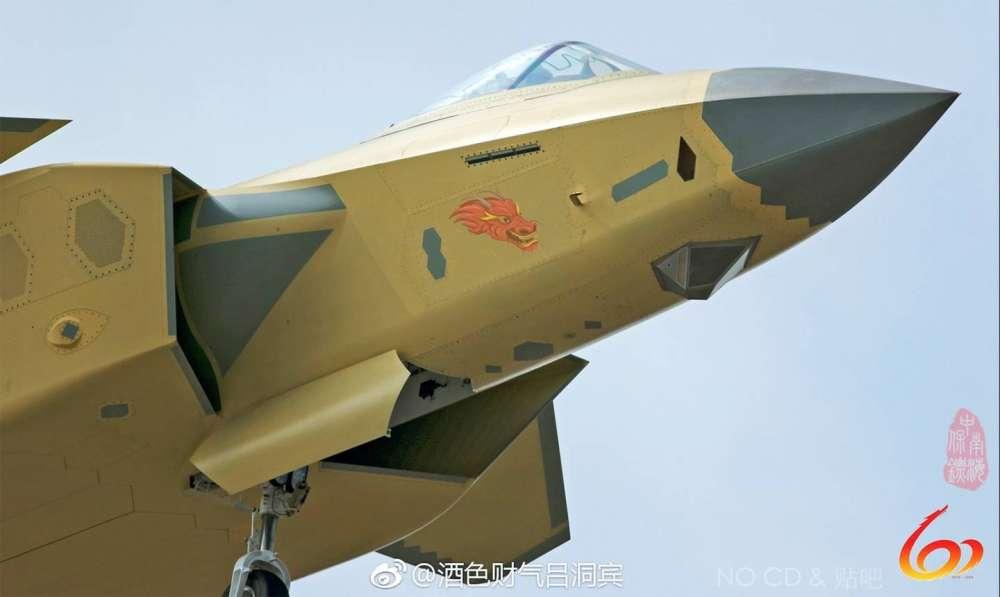 Εντυπωσιακές υψηλής ανάλυσης φωτό του κινεζικού J-20 Stealth