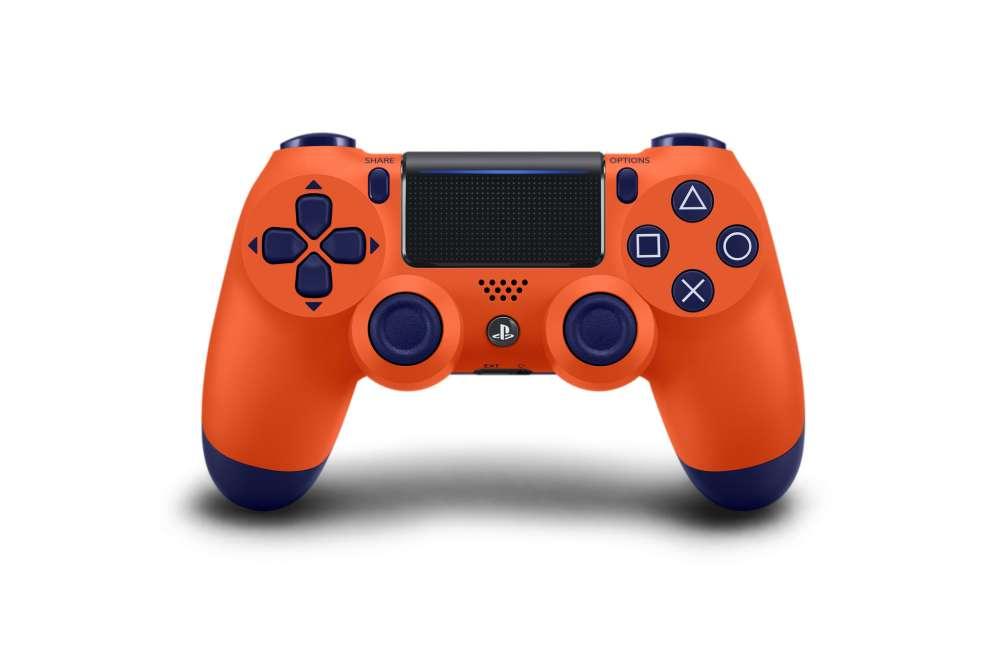 Τέσσερα νέα DualShock 4 χρώματα