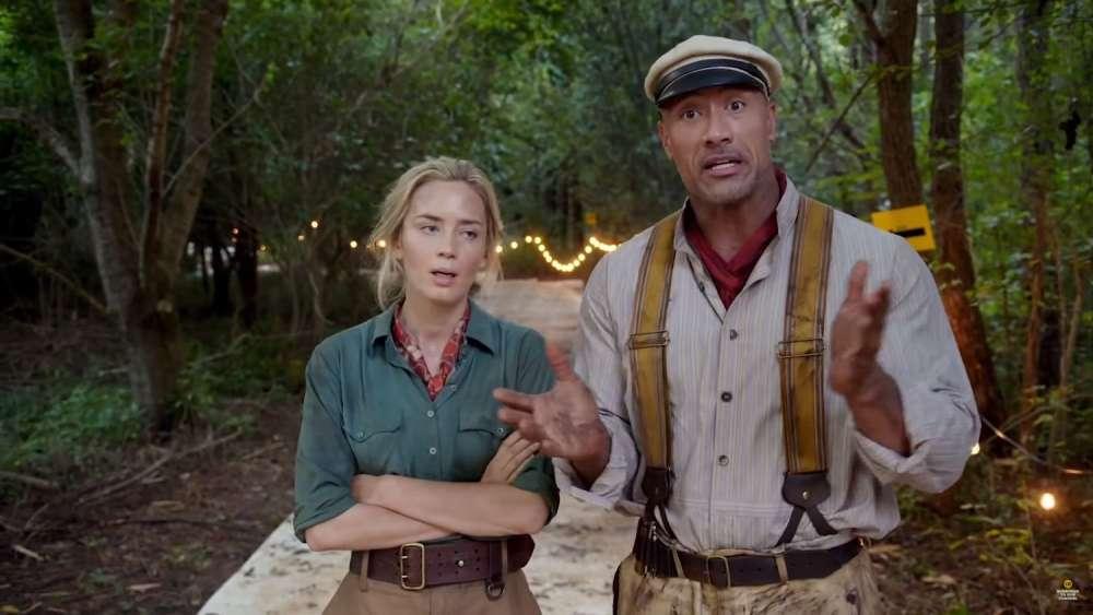 Jungle Cruise – Teaser Trailer